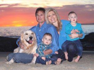 Family Sunset
