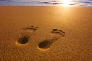 Footprint_Sand